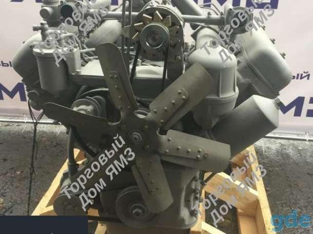 Двигатель ЯМЗ 238 М2, фотография 1