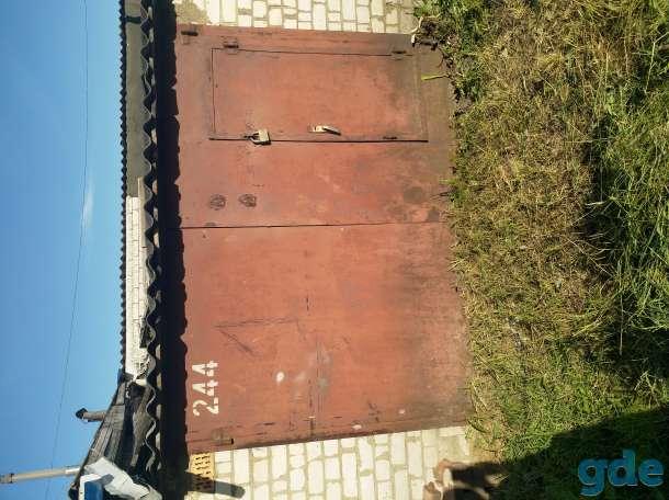 Продам гараж в районе хлебзавода, фотография 1