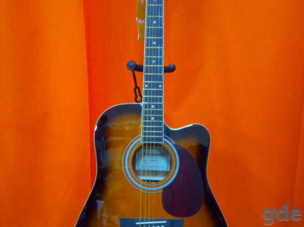 Продаю акустическую гитару, фотография 1