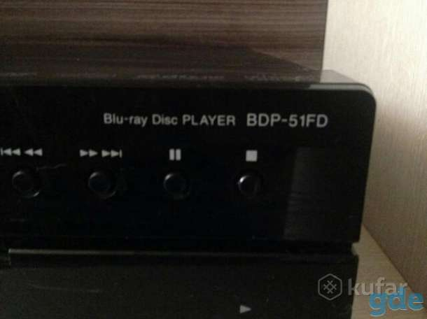 Dvd Pioneer BDP-51FD, фотография 2