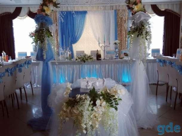 Оформление свадеб, корпоративов,юбилеев, фотография 9