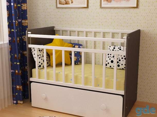 Детская кроватка, фотография 2