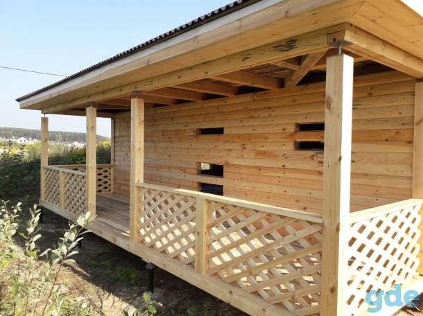 Дом сруб(брус) Егор 8×8 установка Марьина Горка, фотография 5