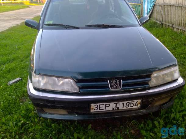 Продажа авто Peugeot, фотография 2