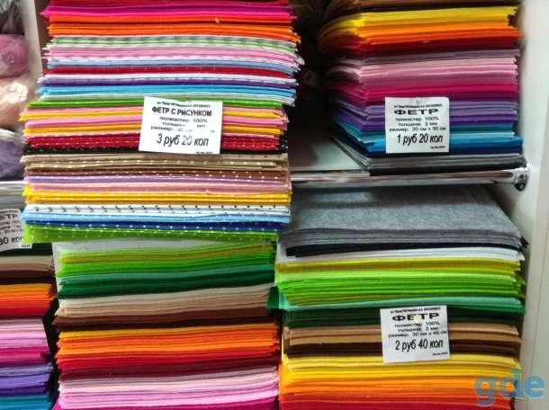 Розничная продажа пряжи и товаров для рукоделия, фотография 3