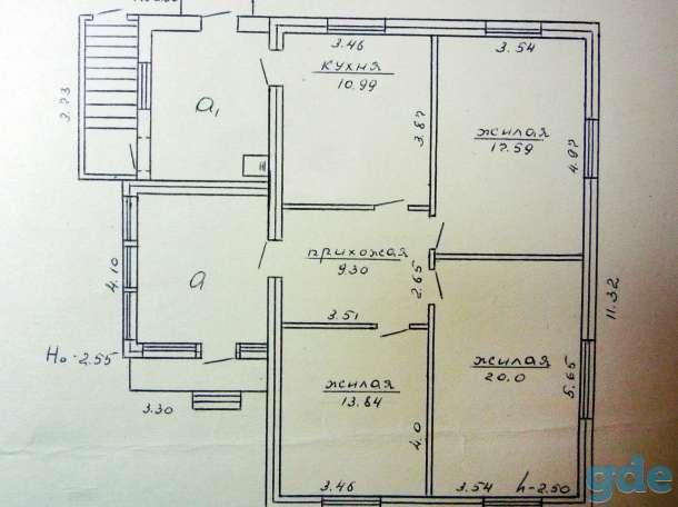Хороший дом кирпич, агрогородок «Горбовичи», фотография 2