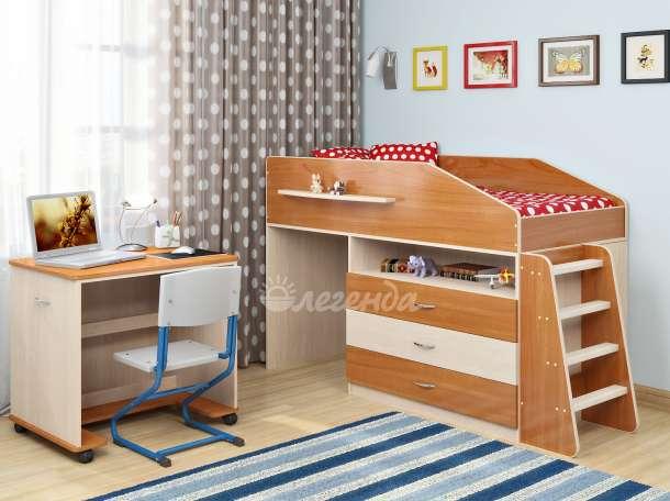 Кровать-чердак Легенда 12.1, фотография 3