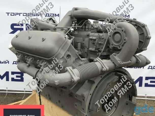 Двигатель ЯМЗ 236НЕ Турбо, фотография 6