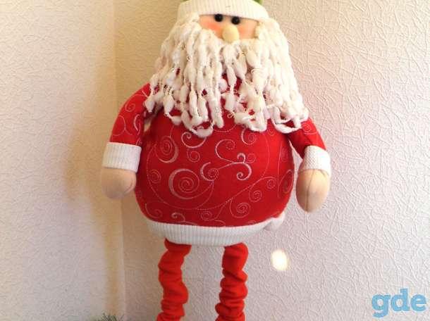 Дед Мороз под елку на телескопических ногах! Распродажа), фотография 7