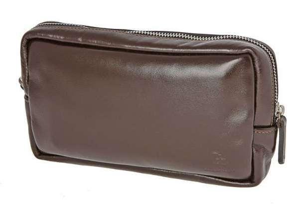 Женская сумка  клатч  из натуральной кожи, фотография 4