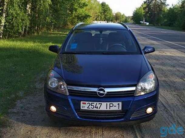 Авто Opel Astra H 1.7cdti-2005, фотография 1