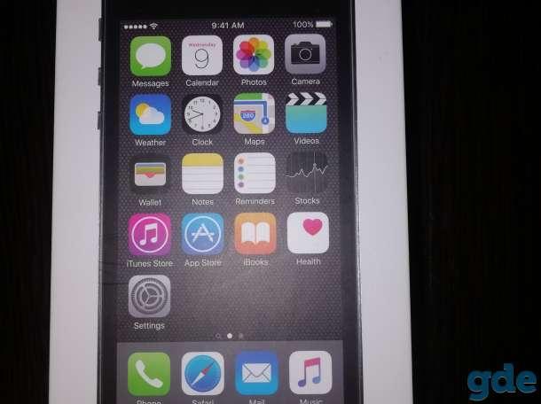 Смартфон Apple iPhone 5s 16GB Space Gray, фотография 1