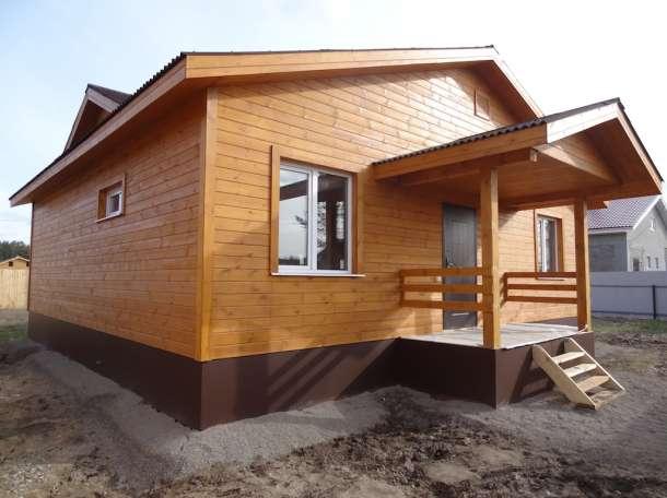 строительство дачных домиков, фотография 6