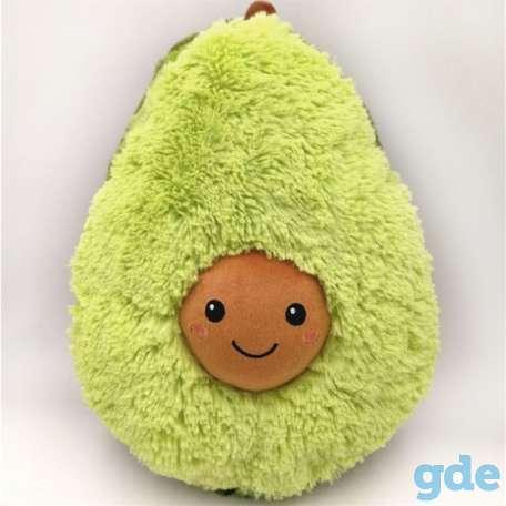 Плюшевый авокадо, фотография 2