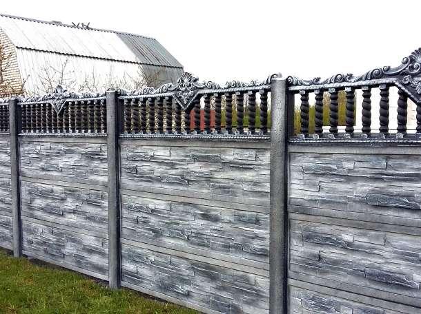 Забор в Слониме, фотография 11