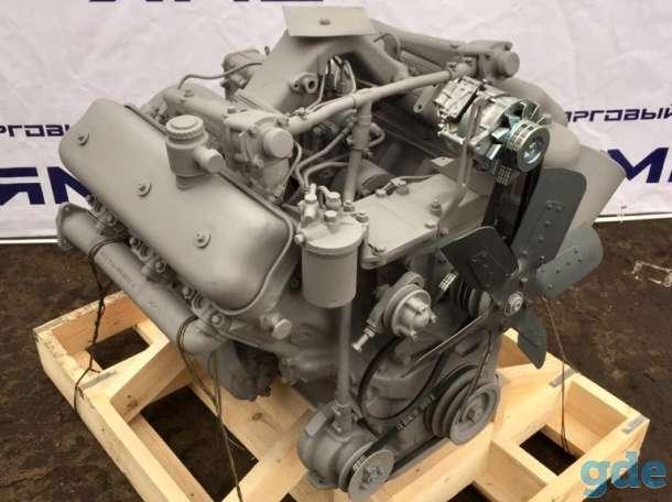 Двигатель ЯМЗ 236, фотография 5