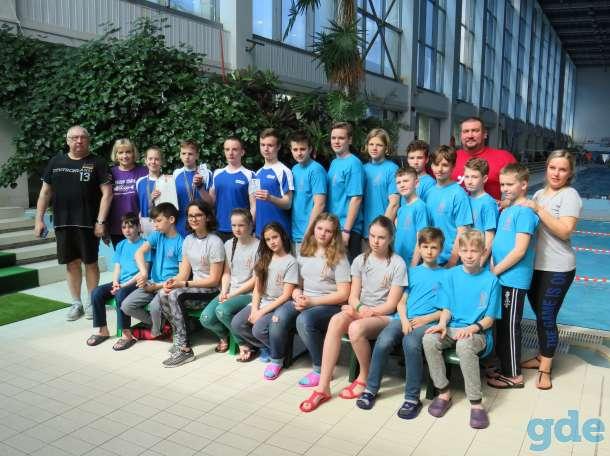 Обучение плаванию детей в Минске опытными тренерами с 5 лет