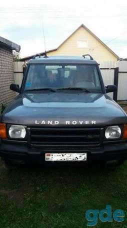 Авто land rover discovery, фотография 1