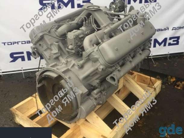 Двигатель ЯМЗ 238 М2, фотография 8