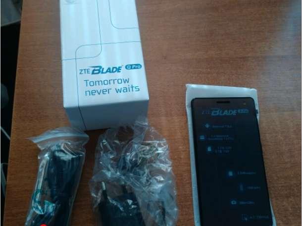 ZTE Blade Q Pro, фотография 1