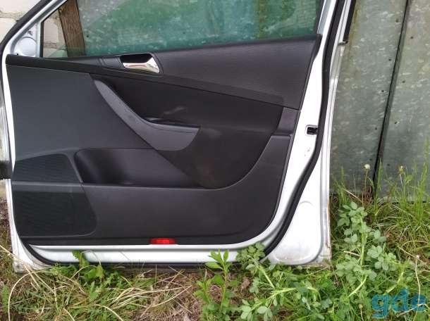 Двери передние правая левая Passat B6, фотография 2