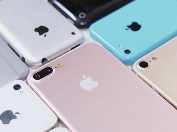 Ремонт телефонов Apple IPhone, фотография 1