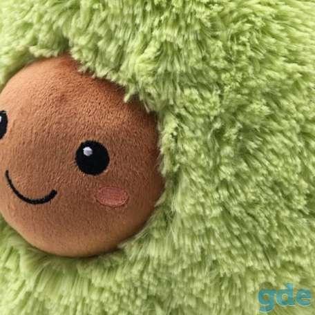 Плюшевый авокадо, фотография 4
