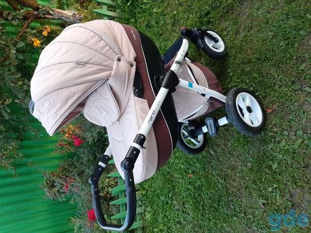 Детская универсальная коляска riko nano 2 в 1, фотография 9