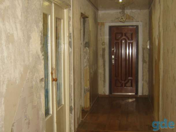 Квартира трехкомнатная, фотография 4