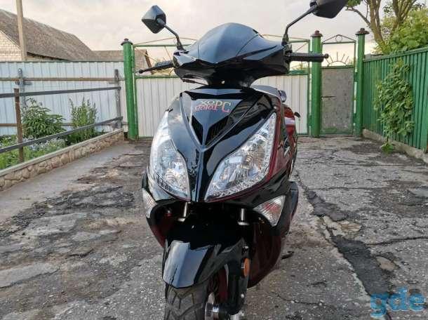 Продам скутер, фотография 5