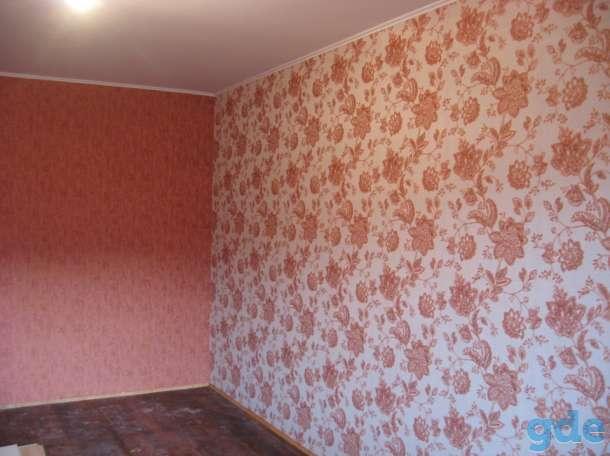 Поклею обои любой сложности, отшпаклюю стены и потолки. Недорого, фотография 8