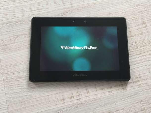Blackberry playbook+ чехол+зарядное, фотография 1