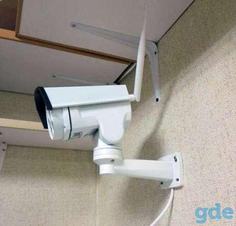 Управляемая 4G камера. 5-кратный зум. Управление. Интернет, фотография 2