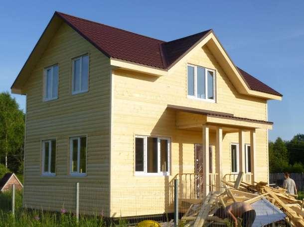 строим недорогие деревянные дома,дачные домики,любые хозпостройки, фотография 3
