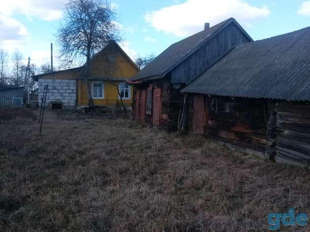продам крепкий дом СРОЧНО!!!, Витебская обл., Докшицкий 17 сентября д. 17, фотография 4