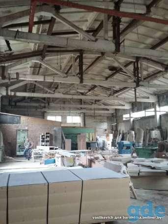 производственное здание, минойты, фотография 1