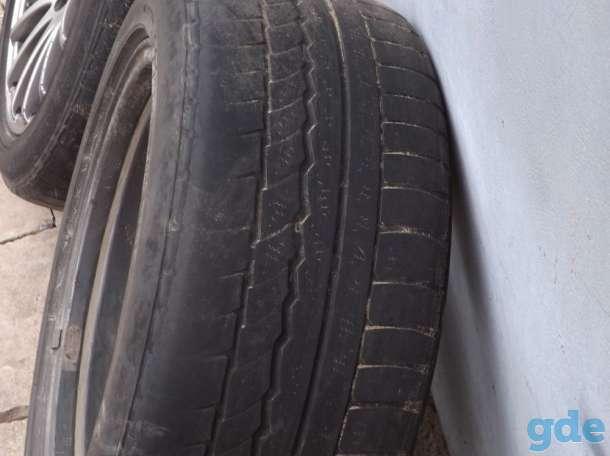 Диски с резиной для BMW R-17 4шт., фотография 3