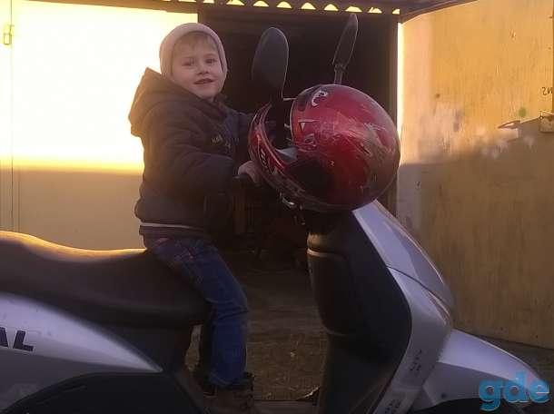 скутер, фотография 4