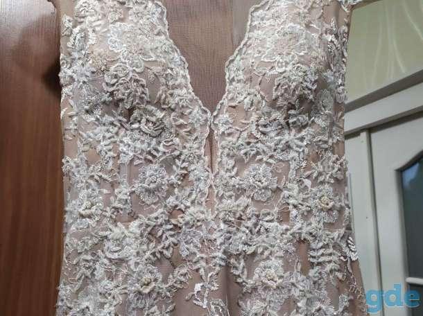 Свадебное платье s xs, фотография 5