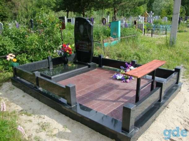 Благоустойство могил и установка памятников под ключ Новополоцк и рн, фотография 1