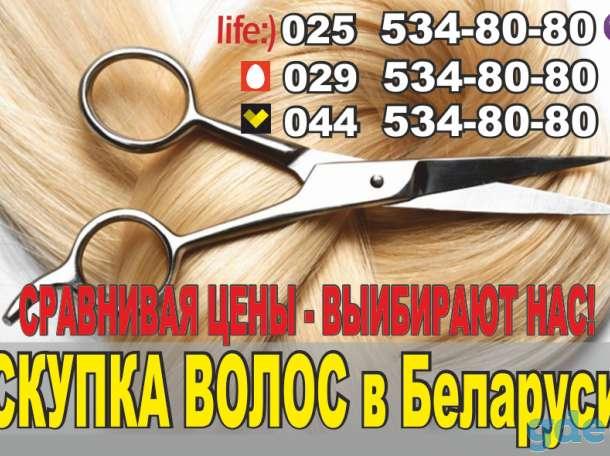 Продать волосы в Могилеве, фотография 1
