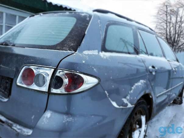 Mazda 6 Запчасти, фотография 1