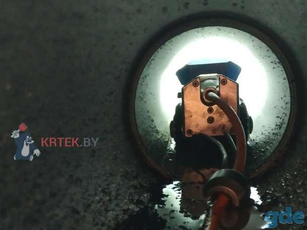 Аренда илососа в Минке и области, откачка колодцев канализации, фотография 3