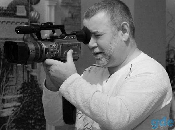 видеосъёмка,праздник,клоун, фотография 1