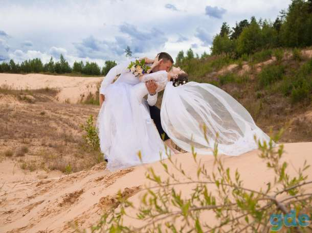 Свадебная видеосъёмка и фотосъёмка для вас, фотография 8