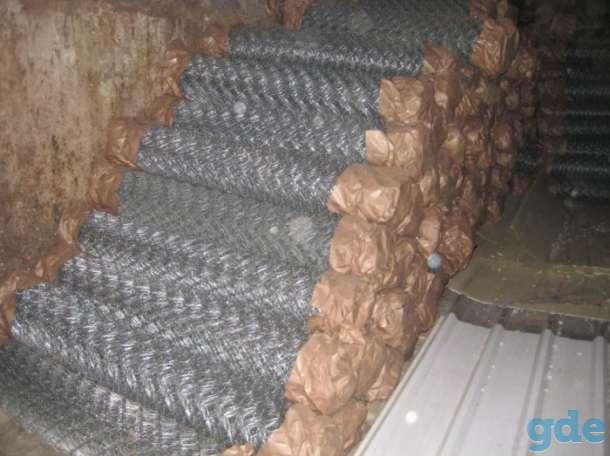 Оцинкованная сетка рабица с доставкой в Высокое, фотография 1