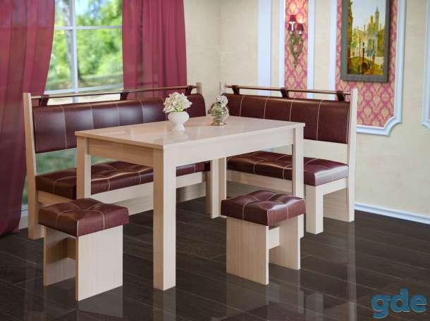 Цветные кухонные уголки.Комплект, фотография 4