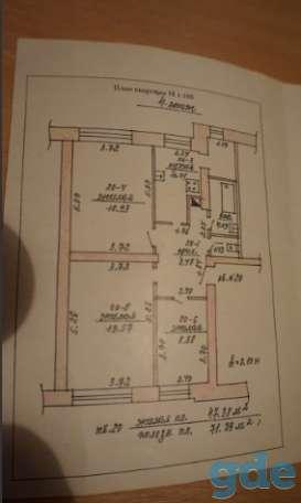 Продажа 3-х комнатной квартиры, д. Боровка, Лепельский р-н., фотография 1
