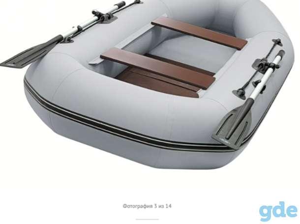 надувная лодка ПВХ, фотография 2