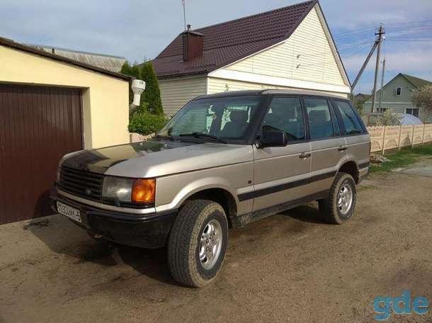 Land Rover-1998, фотография 1